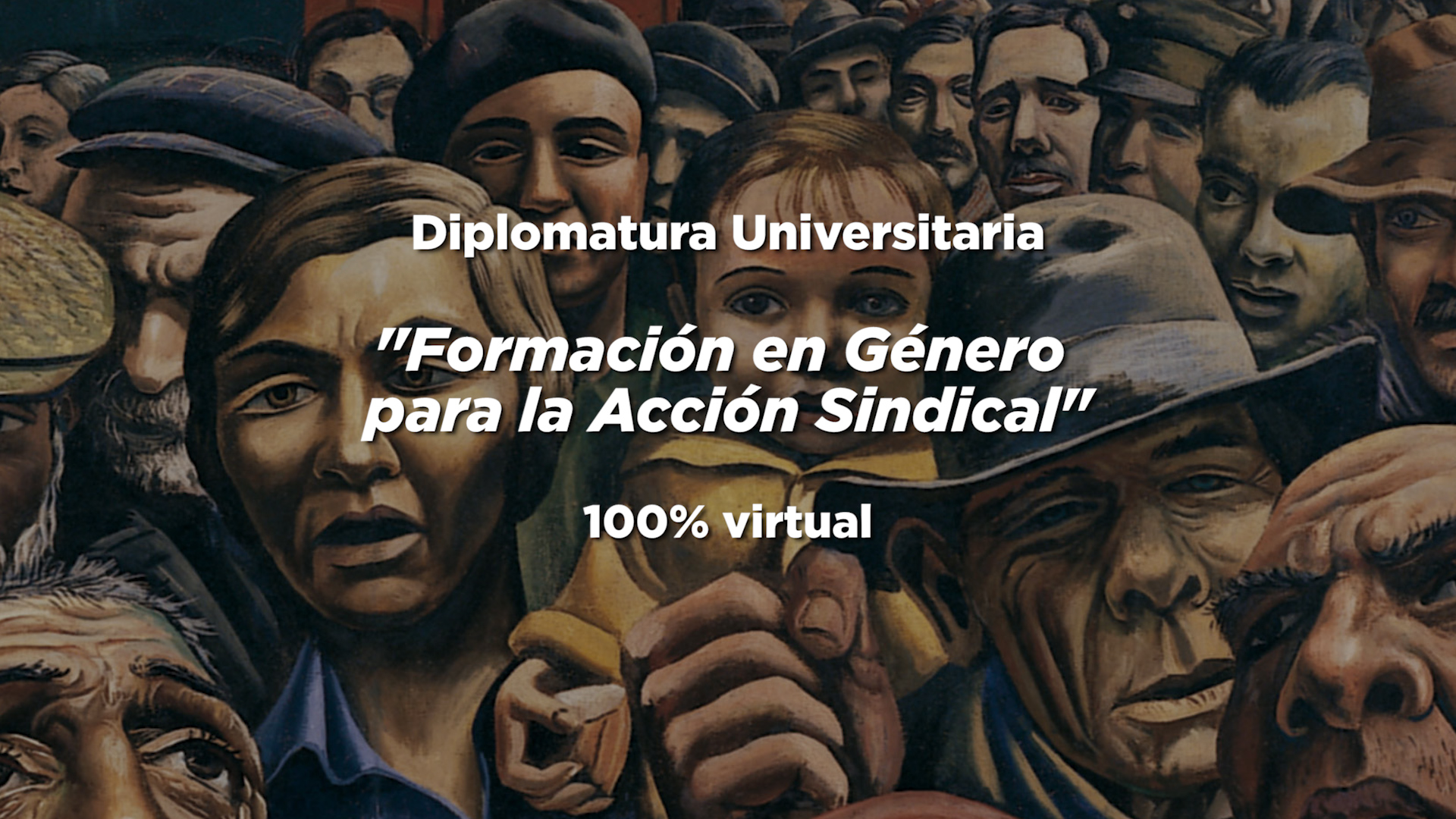 Spot Diplomatura Universitaria