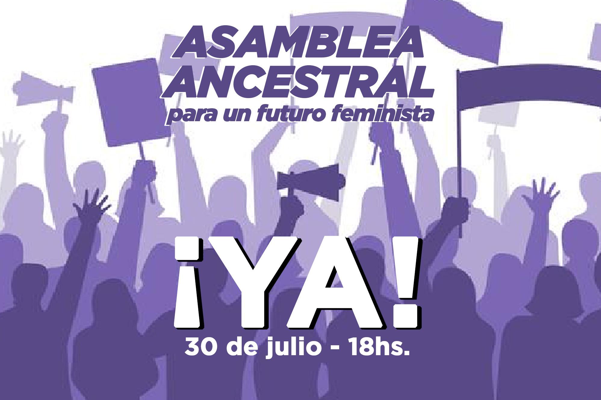 Asamblea Ancestral para un Futuro Feminista